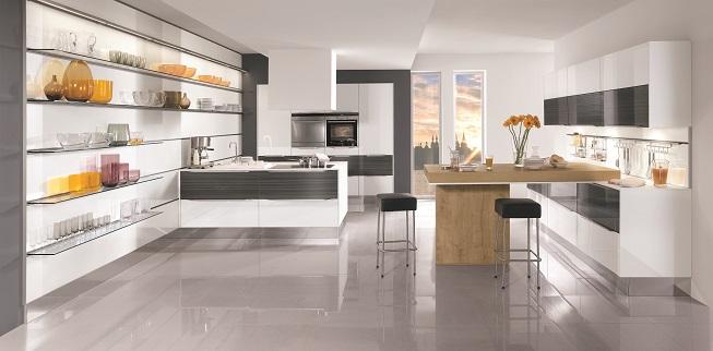 Witte keuken - voor een frisse en ruimtelijke uitstraling
