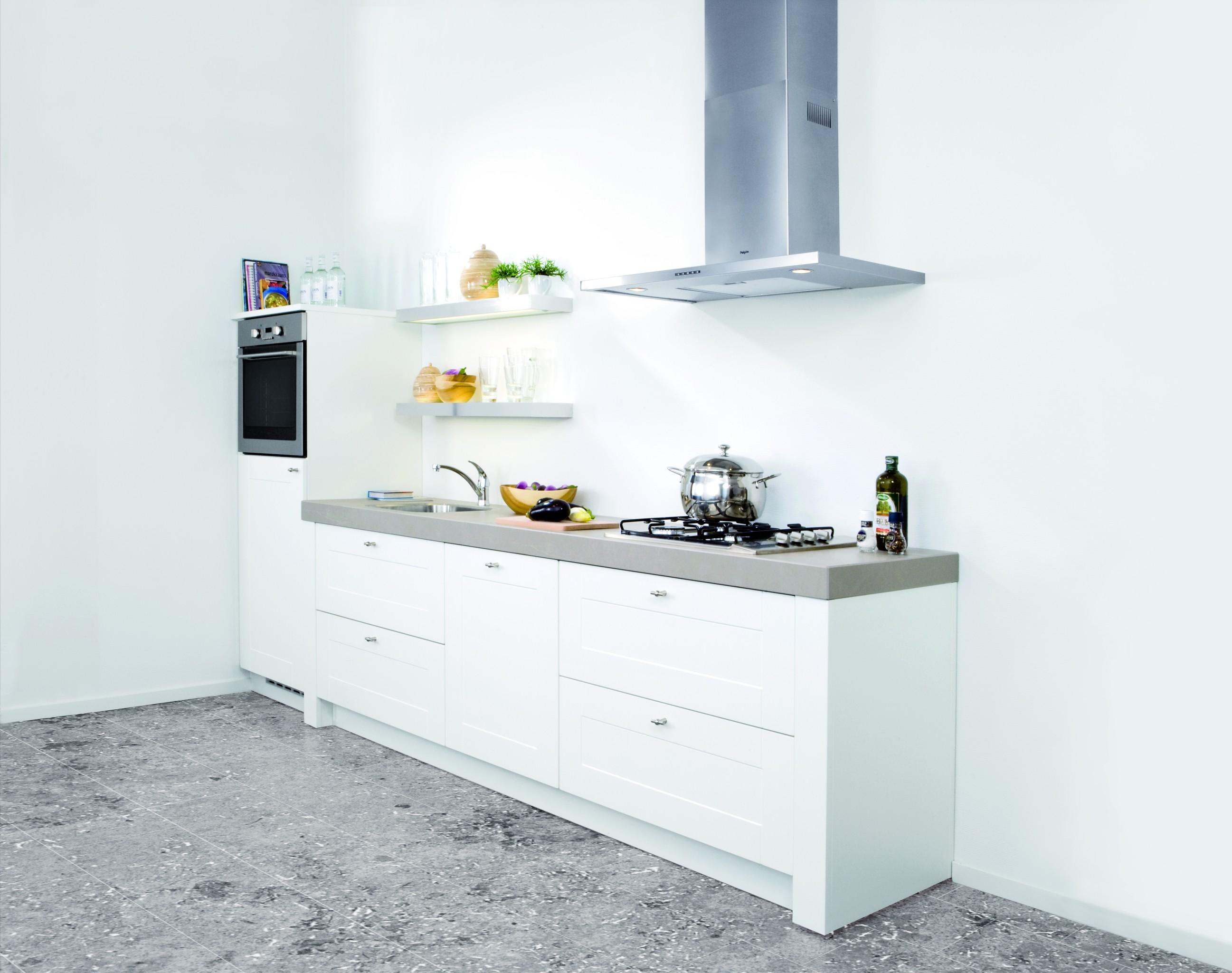 Formido keukens wit