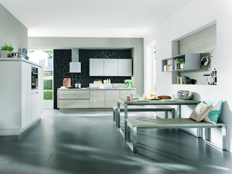 Keuken modern rechte opstelling keukens bodegraven