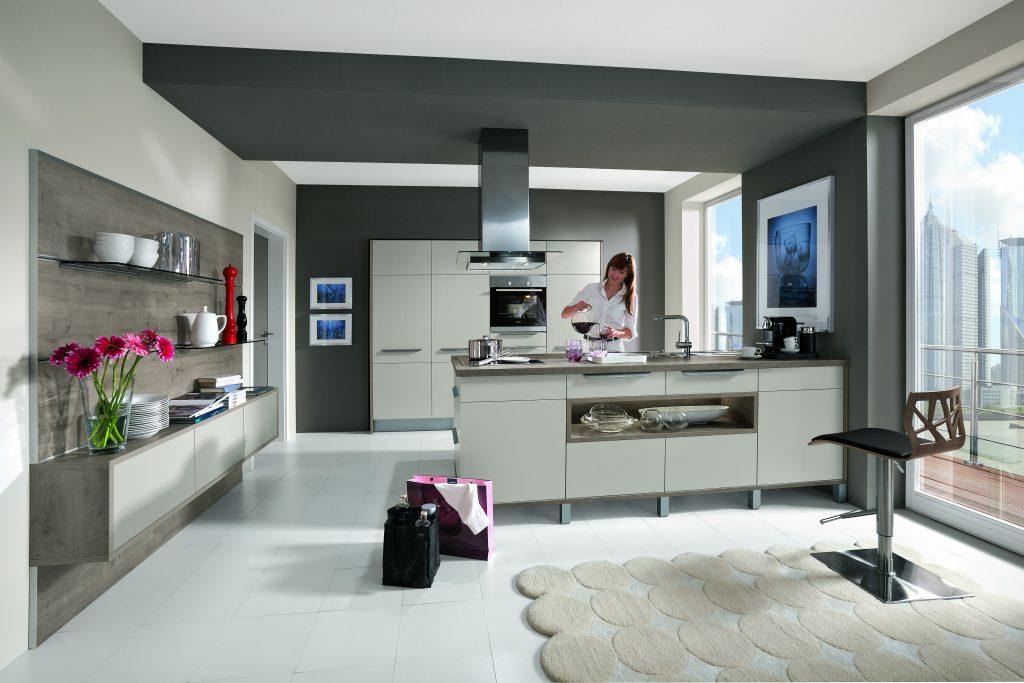 moderne-keukens-met-kookeiland