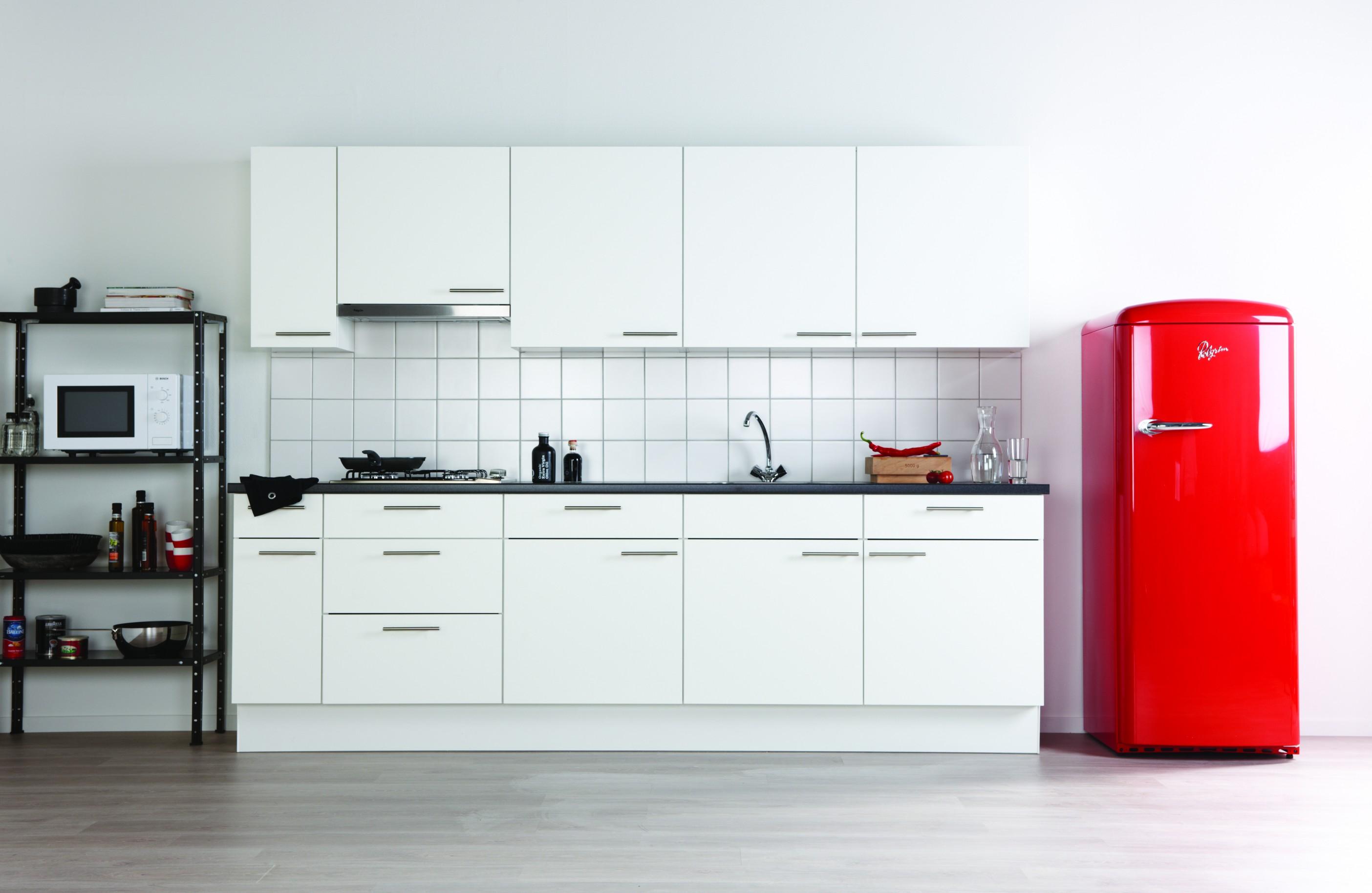 Kleur in uw keuken aanbrengen
